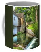 Plymouth Grist Mill Coffee Mug