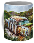 Plymouth On The Rocks Coffee Mug