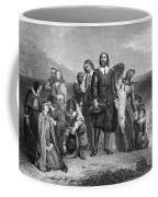 Plymouth Rock: Landing Coffee Mug