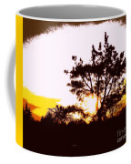 Pnw Sunset Coffee Mug