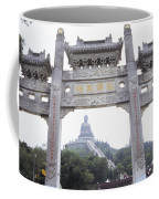 Po Lin Monestary Coffee Mug