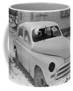 Pobeda Coffee Mug