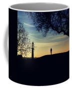 Pobednik Statue Coffee Mug