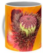 Pod Poppy Coffee Mug