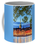 Poetic Stockholm Blue Hour Coffee Mug