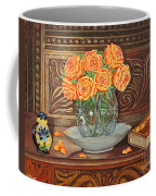 Poetry Of Roses Coffee Mug