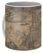 Poets Gathering In The Orchid Pavilion Coffee Mug