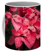 Poinsettia Morning Dew Coffee Mug