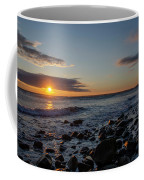 Point Allerton Sunrise - Nantasket Island Coffee Mug