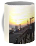 Point Arena Wharf Coffee Mug