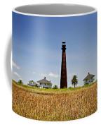 Point Bolivar Lighthouse Coffee Mug