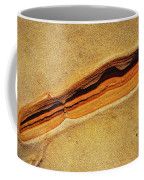 Point Lobos Abstract 111 Coffee Mug
