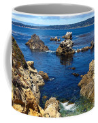 Point Lobos Whalers Cove- Seascape Art Coffee Mug