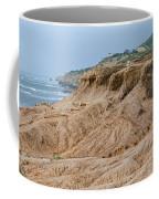 Point Loma Coastline Coffee Mug