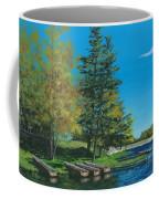 Point Narrows Coffee Mug