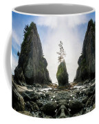 Point Of The Arches Reflection Coffee Mug