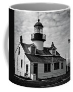 Point Pinos Pacific Grove Lighthouse Coffee Mug