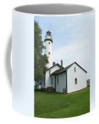 Pointe Aux Barques Coffee Mug