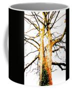 Pointillised Tree Coffee Mug