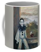 Poirrot In Tuscany Coffee Mug