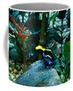 Poison Dart Frog Poised For Leap Coffee Mug