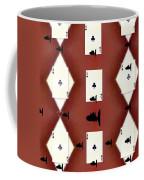 Poker Sharks Coffee Mug