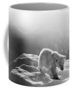 Polar Bear Cub Coffee Mug