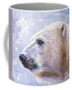 Polar Blue Coffee Mug