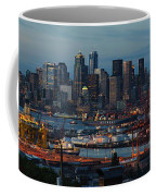 Polar Pioneer Docked In Seattle Coffee Mug