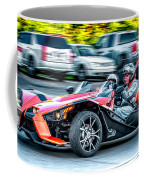 Polaris Slingshot  Coffee Mug