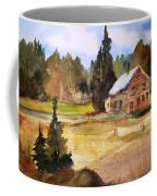 Polebridge Mt Cabin Coffee Mug