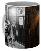 Police - The Private Eye - 1902 - Side By Side Coffee Mug