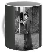 Policewoman, 1909 Coffee Mug