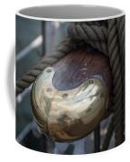 Polish The Brass Coffee Mug