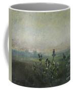 Polish Thistles Coffee Mug