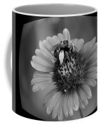 Pollen Collector Bw Coffee Mug
