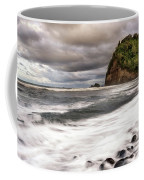 Pololu Whitewash Coffee Mug