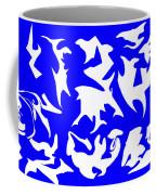 Polygon Sky Coffee Mug