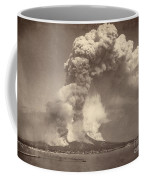 Pompeii: Mount Vesuvius Coffee Mug