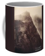 Pompeii, Mt Vesuvius Coffee Mug
