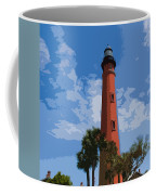 Ponce Inlet Light Coffee Mug