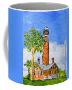 Ponce Lighthouse Coffee Mug