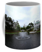 Pond At Alys Beach Coffee Mug by Megan Cohen