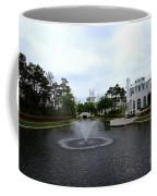 Pond At Alys Beach Coffee Mug