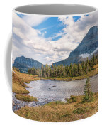 Pond At Nine Thousand Feet Coffee Mug