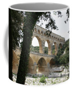 Pond Du Gard II Coffee Mug