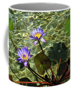 Pond Florals Coffee Mug