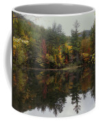 Pond In Jackson Coffee Mug