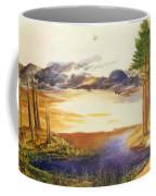 Pond In The Wood Coffee Mug