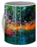 Pond In The Woods Coffee Mug
